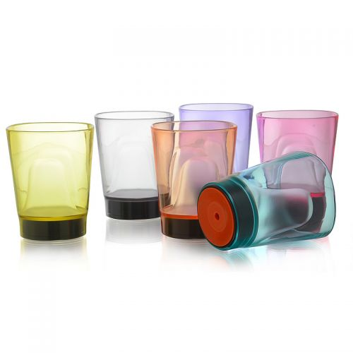 PARTY SET SUCTION CUP