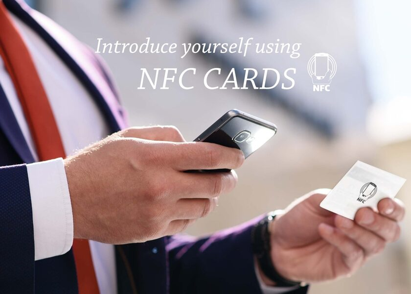 USE NFC TO PROMOTE BRAND? YES WE CAN!