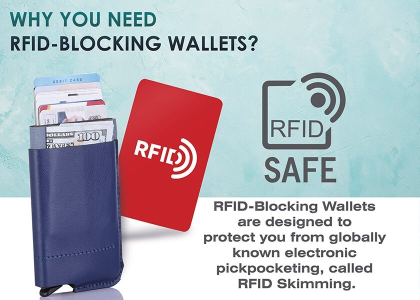 RFID: YOUR ADD-ON SECURITY FOR INTERNATIONAL TRAVEL